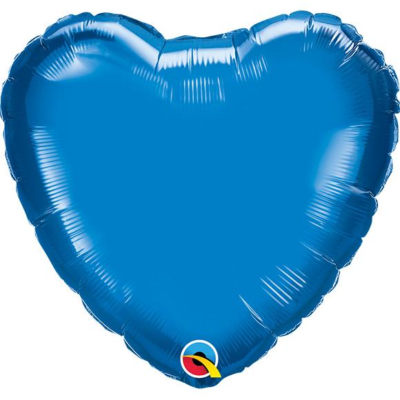 Blue Heart (9 Inch)