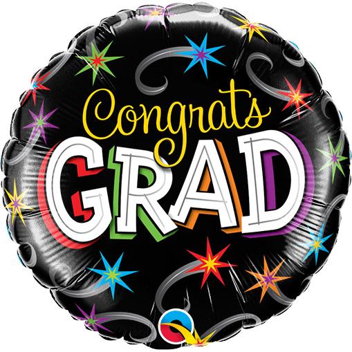 Congrats Grad (9 Inch)