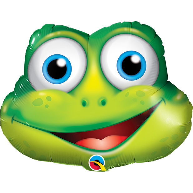 Funny Frog (14 Inch)