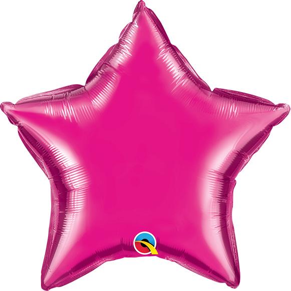Magenta Star (9 Inch)