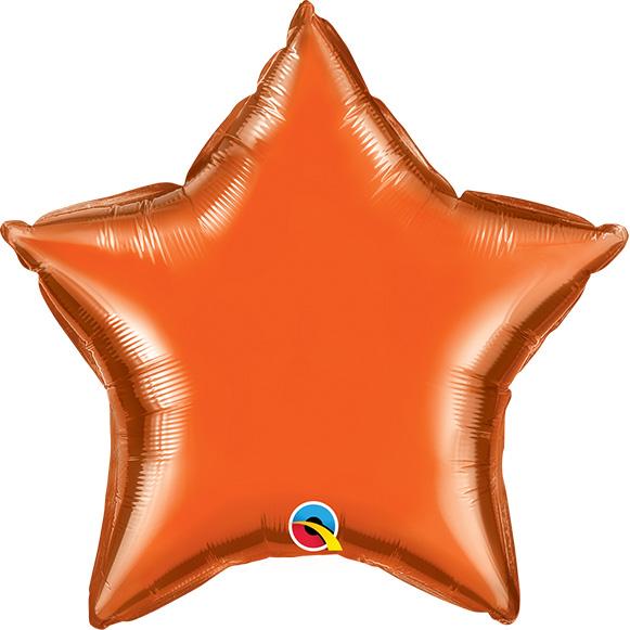 Orange Star (9 Inch)