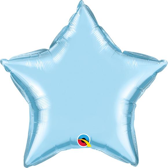 Star Pearl Light Blue (9 Inch)