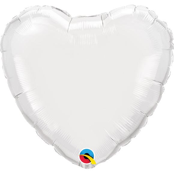 White Heart (9 Inch)