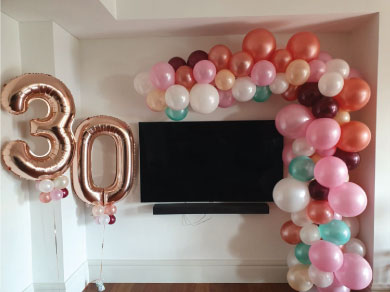 Balloon_decor_Balloononribbon